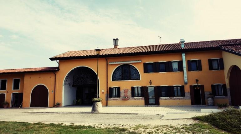 Aria di campagna e profumo di vino a pochi chilometri da Venezia
