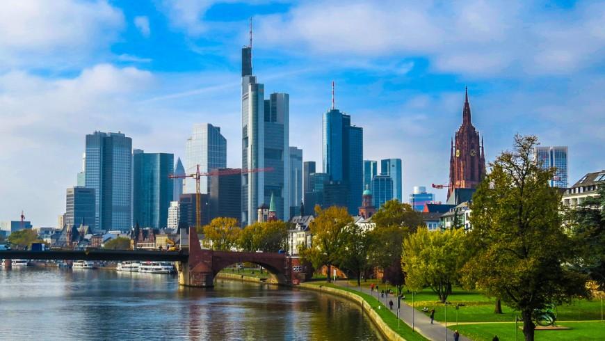 Francoforte, Germania: una delle città più verdi al mondo