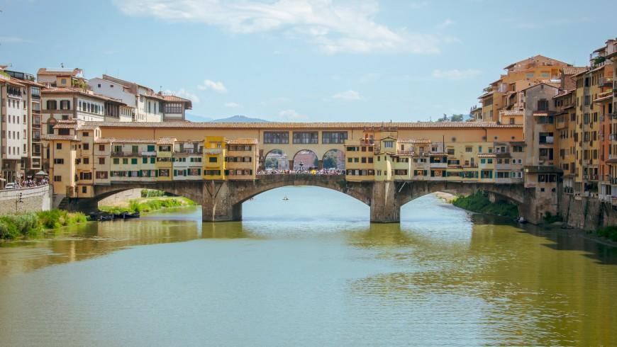 Firenze insolita, vista dall'Arno