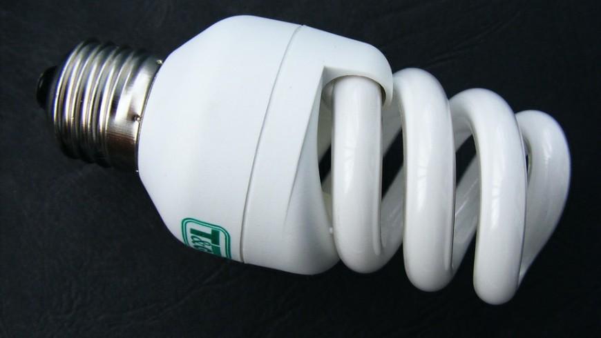 lampadina a basso consumo