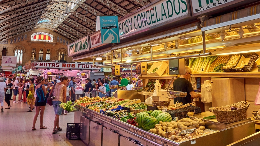Valencia, Mercato, Eco-sostenibilità