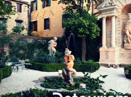 Giardini sul Canal Grande- Venezia green