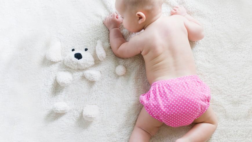 I pannolini lavabili sono una scelta ecologica