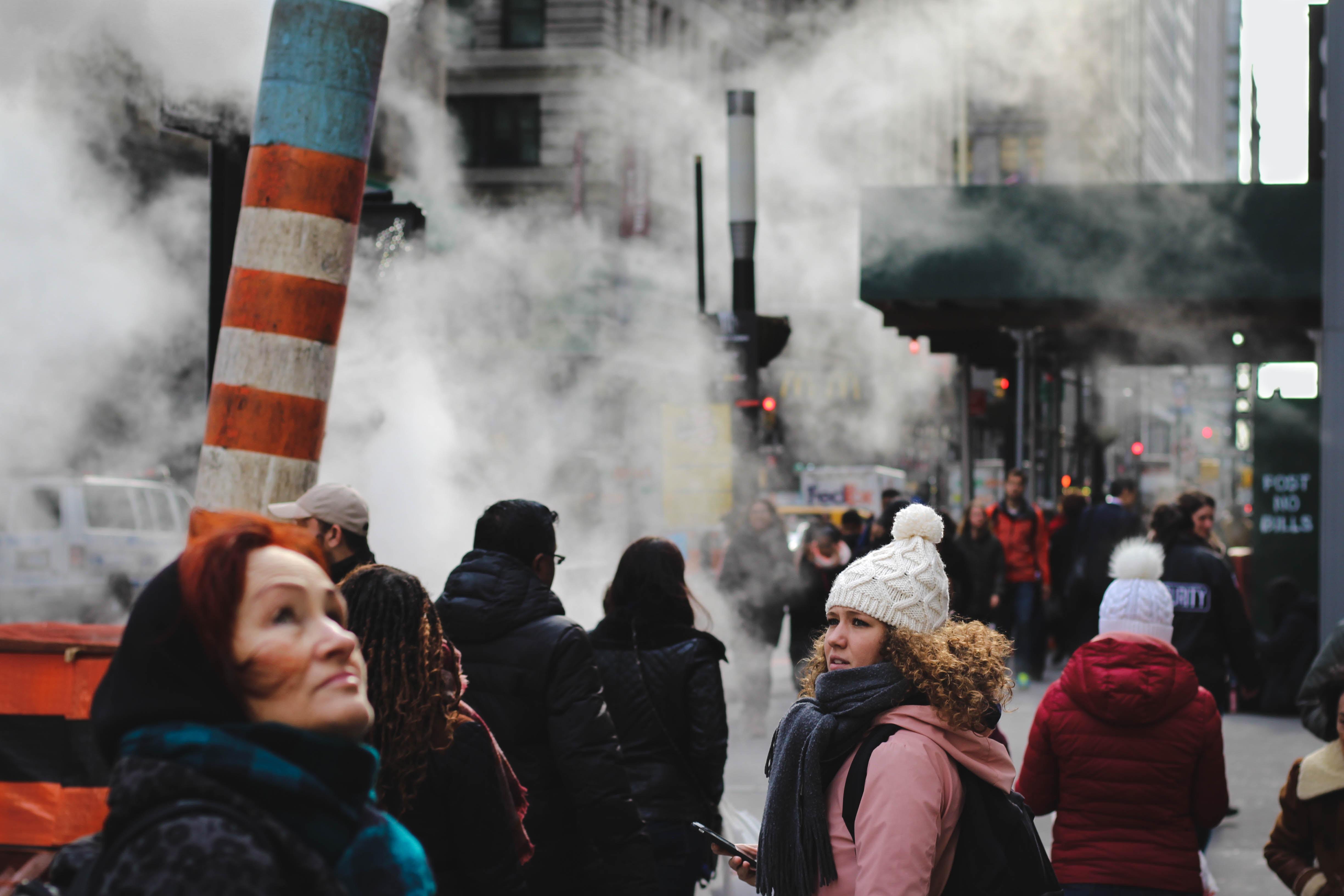 Inquinamento atmosferico città