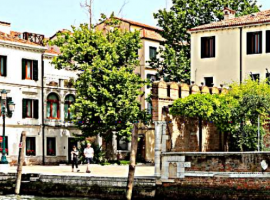 venezia giardini sul canal grande