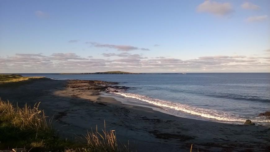 La natura delle isole Shetlands