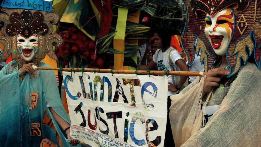 Studio shock, Giustizia per il clima,