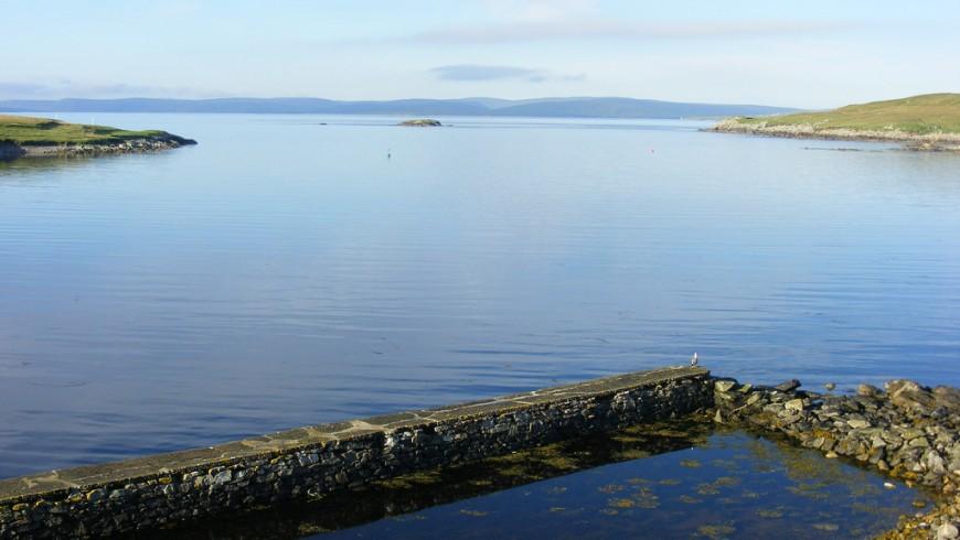 Isole Shetlands, Scozia, UK