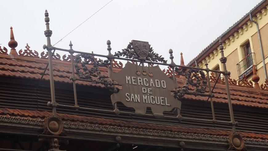 Madrid, Mercato di San Miguel