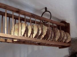 Pane tradizionale della val di Funes
