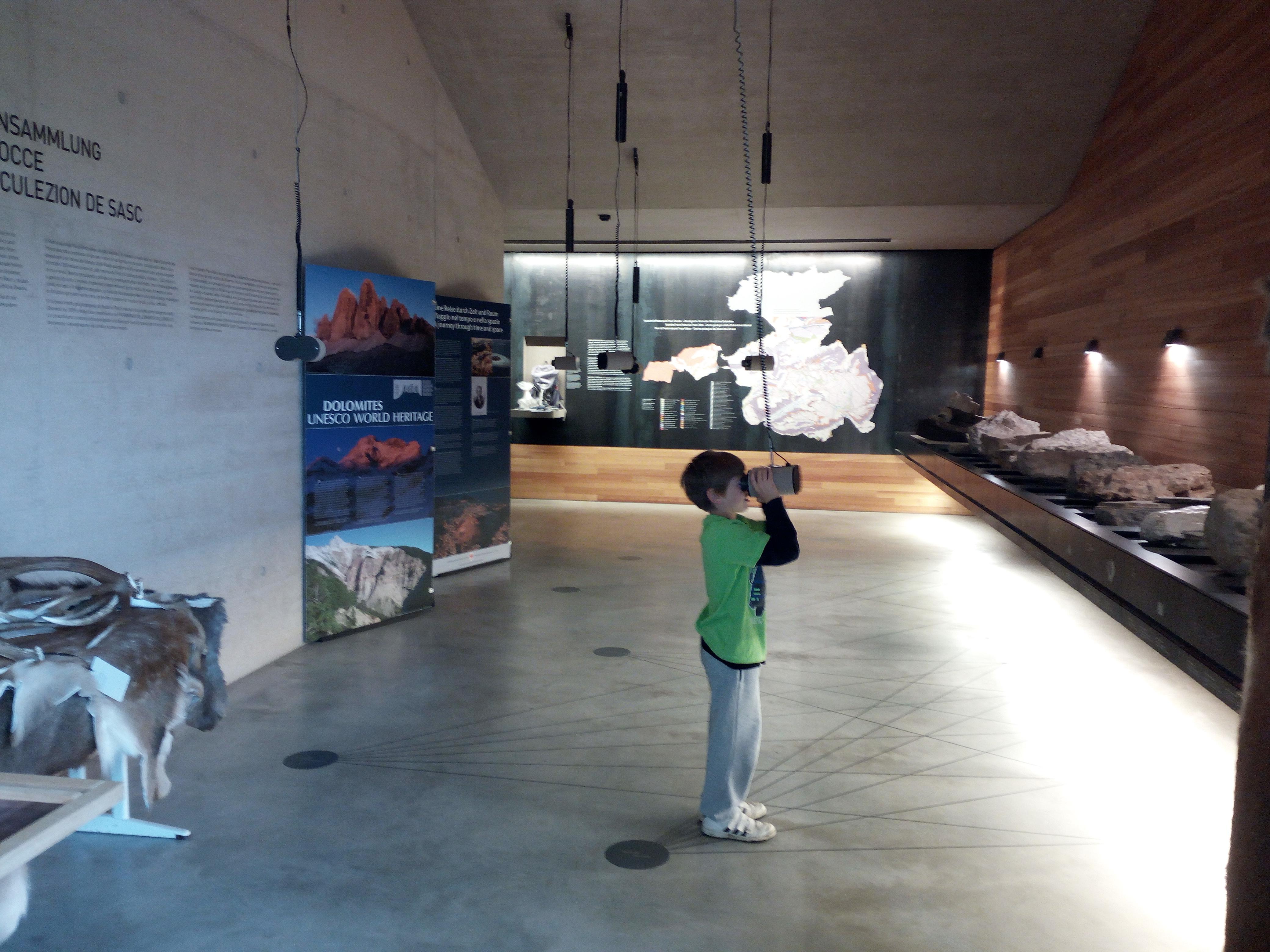 Centro visite Parco Funes