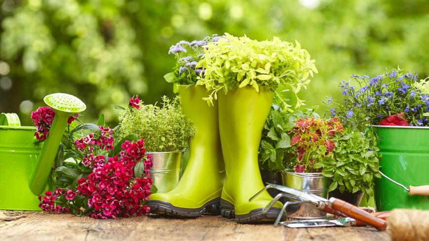 una buona abitudine green è creare il tuo compost in giardino