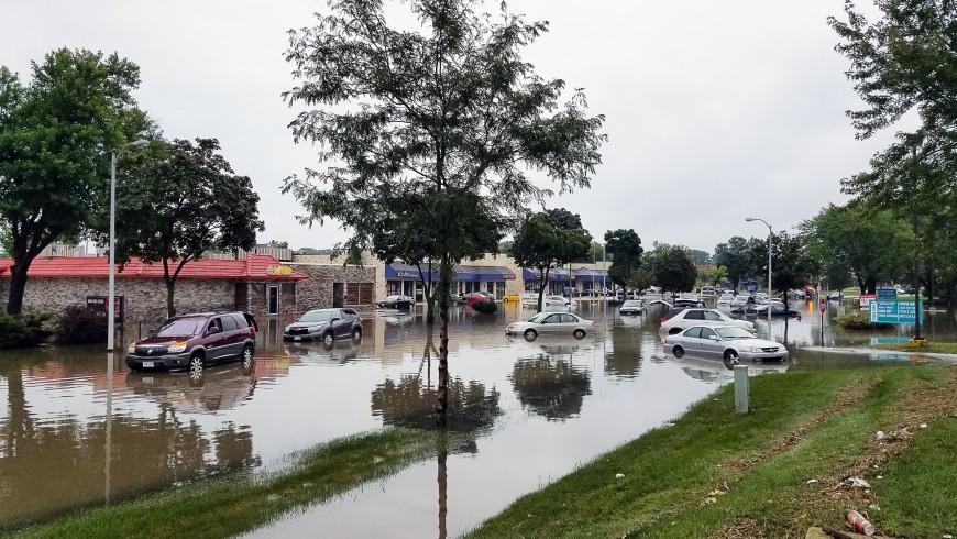 Alluvioni, inondazioni, cambiamento climatico