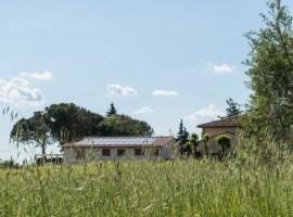 Le Lavande Eco-house a Montespertoli, vista esterna