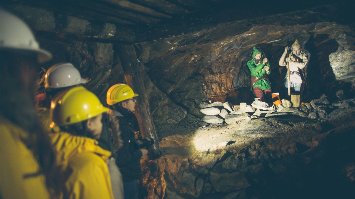 Il museo delle Miniere di Monteneve a Racines