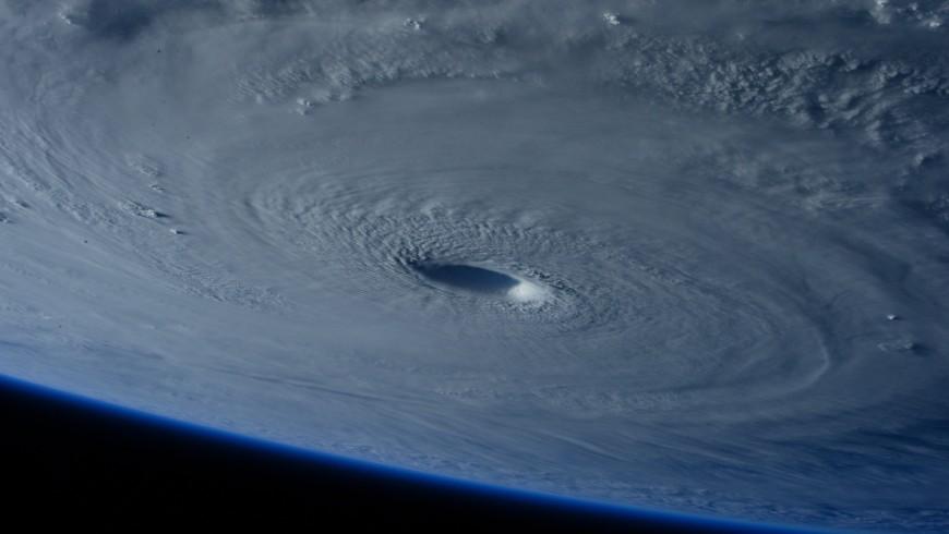 Uragano, distruzione, Nasa