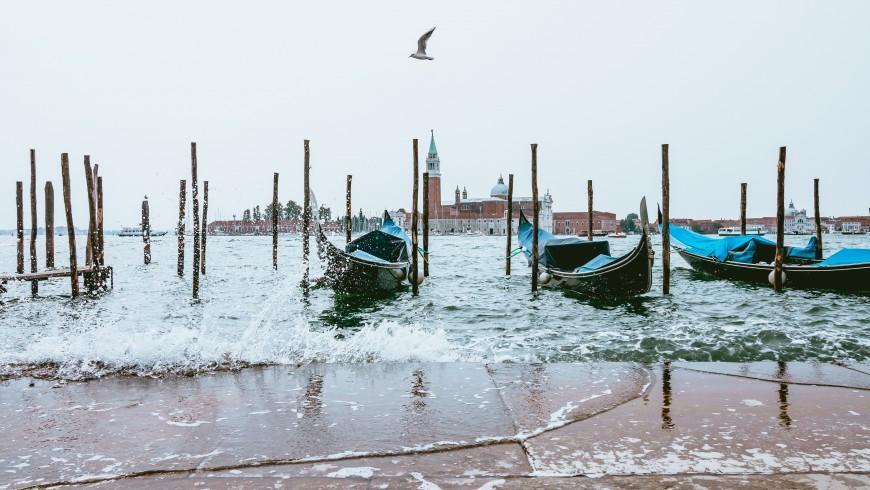 Innalzamento livello dei mari, scioglimento ghiacciai, Venezia