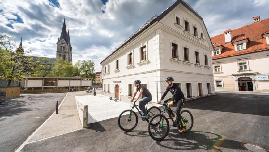 Ostello Bearlog, struttura eco-friendly in Slovenia