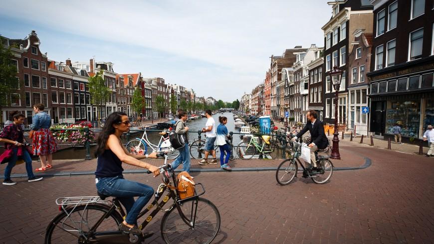 Amsterdam, Capitale della Bicicletta