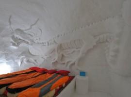 Hotel Insoliti in Spagna, Iglu Dorf