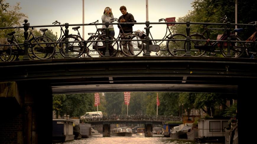 Amsterdm, Capitale della Bicicletta