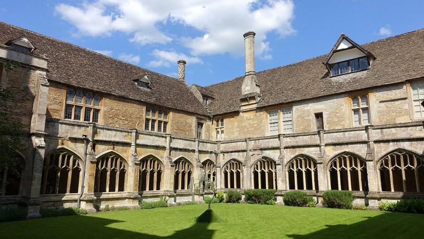 L'abbazia di Lacock