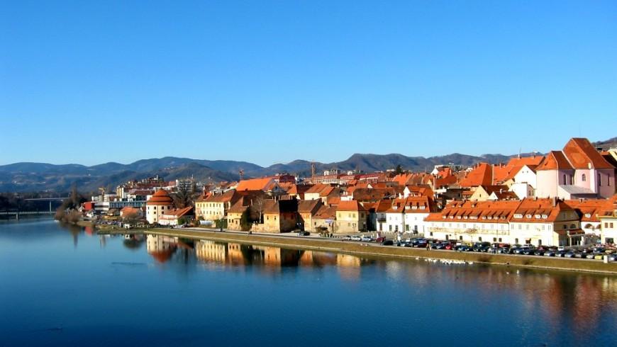 Maribor, città della Slovenia