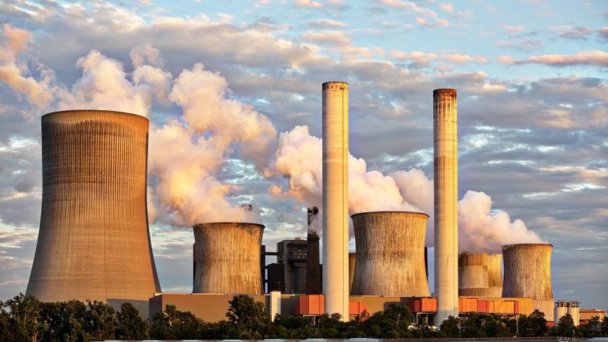 Inquinamento atmosferico industriale