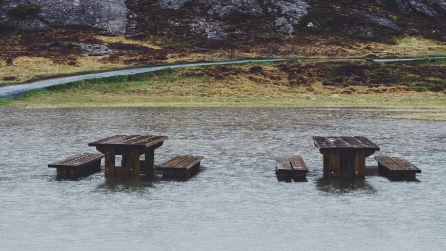 Inondazioni, cambiamento climatico