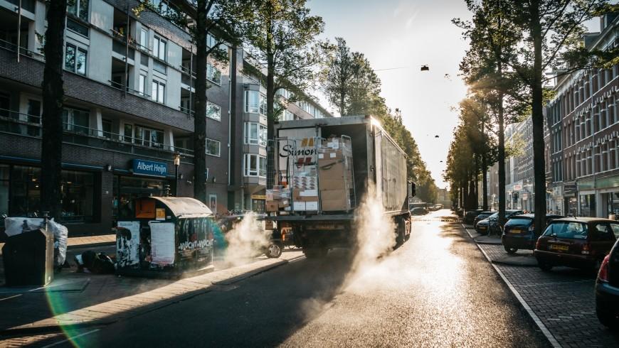 Smog urbano, Inquinamento dell'aria