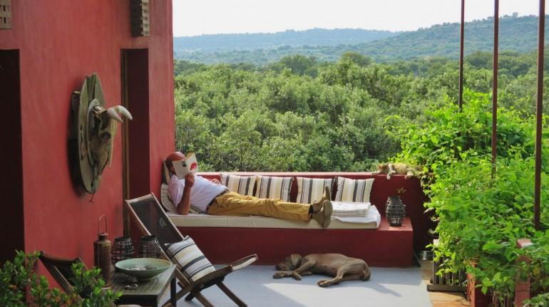 Hotel Insoliti in Spagna, Finca al Manzil
