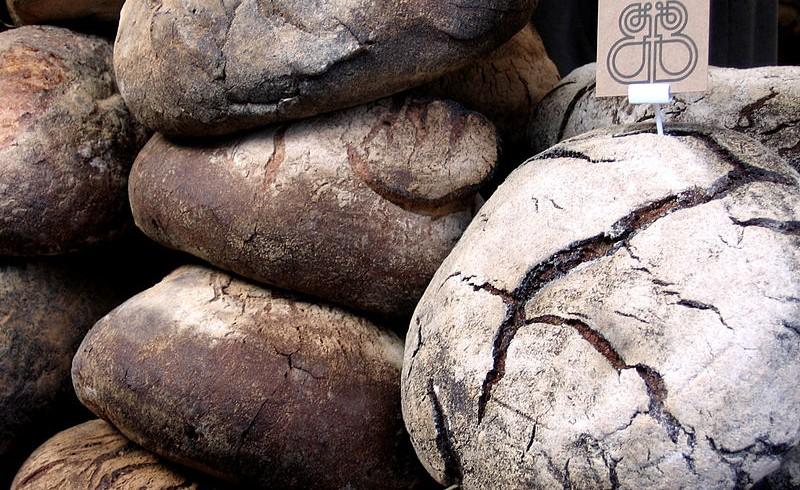 Estonia, tradizione culinaria, pane nero