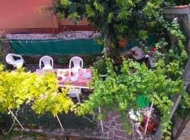 Al Ferdinandeo, Turismo responsabile, Eco hotel