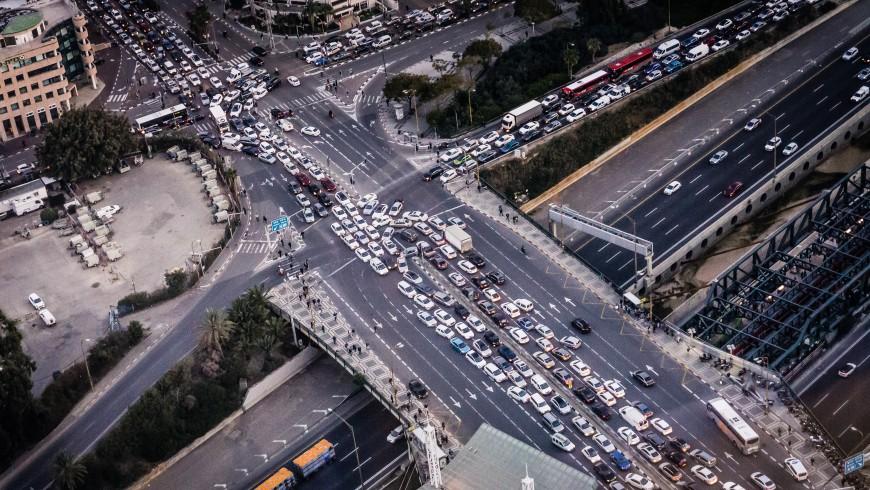 Traffico urbano, Macchine