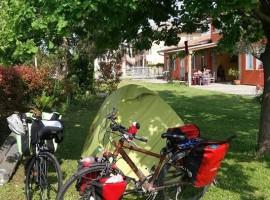La Cavàna, biciclette