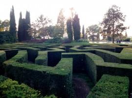 Labirinto del Parco Sigurtà