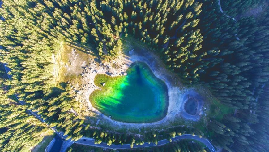 Dolomiti, Lago di Carezza