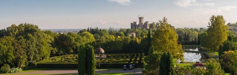 parco giardino sigurta a Valeggio sul Mincio