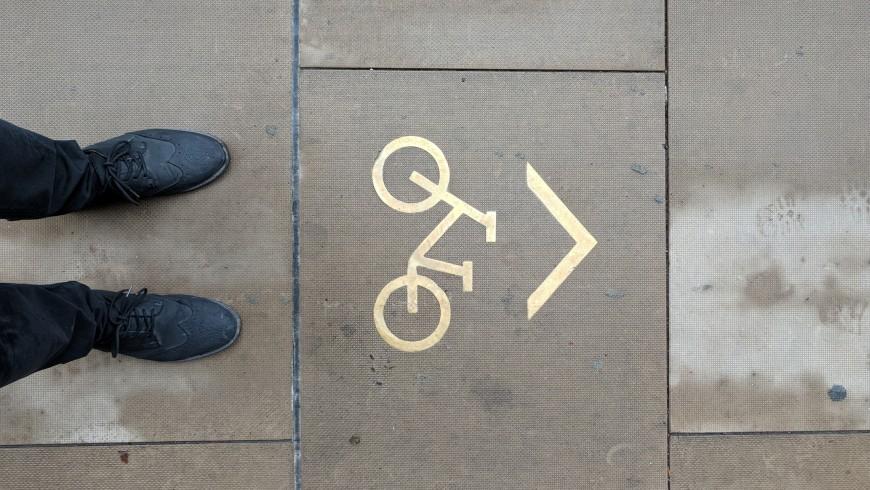 Mobilità dolce, Andare in bicicletta