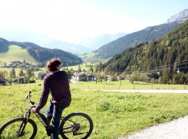 In e-bike a Werfenweng