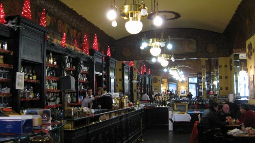 Caffè San Marco, Trieste