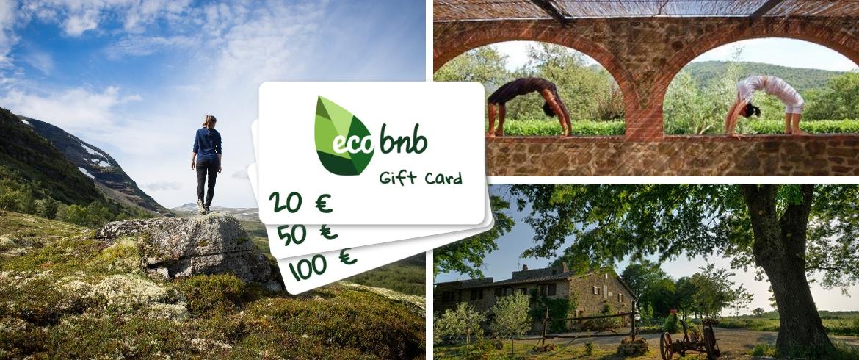 Gift Card digitali: i benefici sull'ambiente