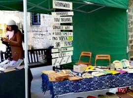 Momenti del Posidonia Green Festival di Barcellona