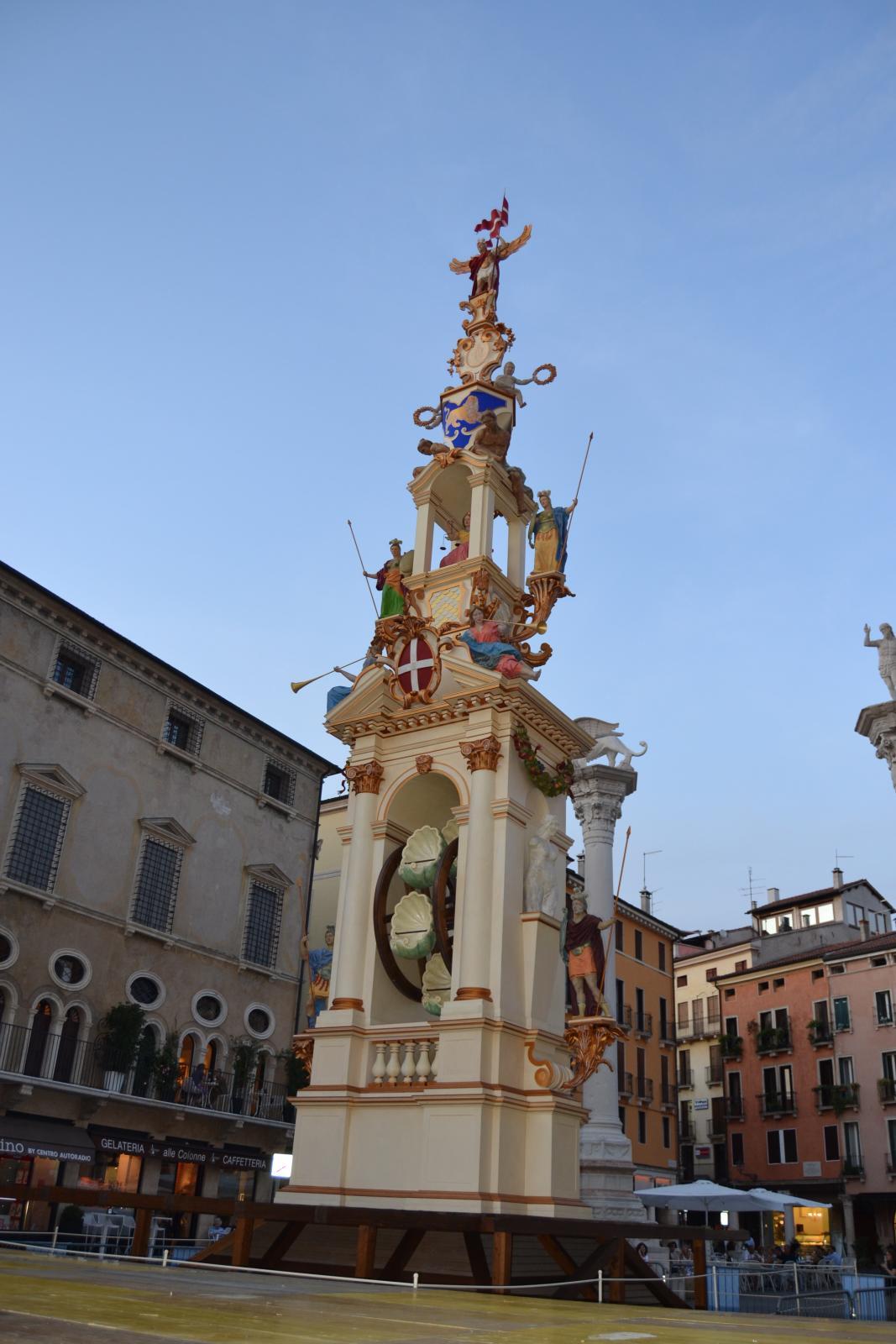 La Rua in Piazza dei Signori