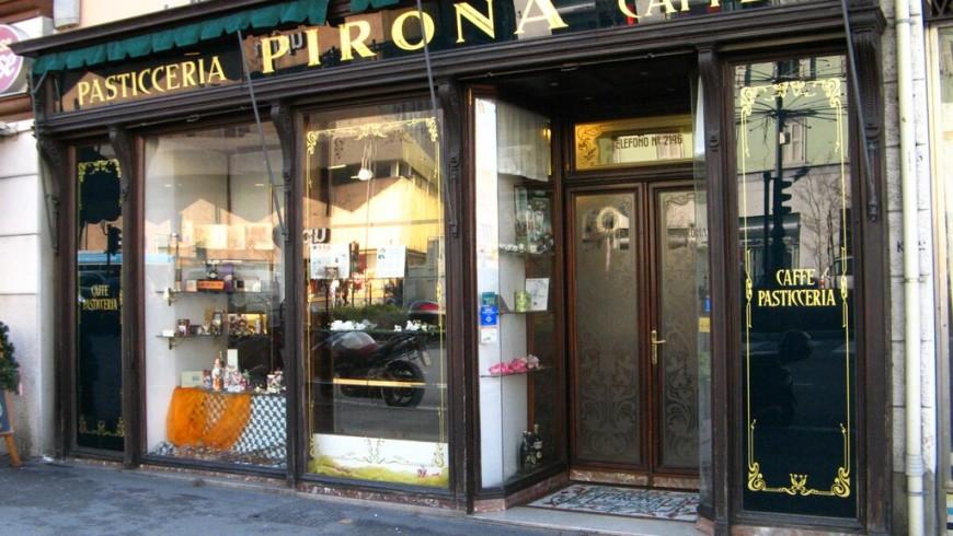 Caffé Pasticceria Pirona a Trieste