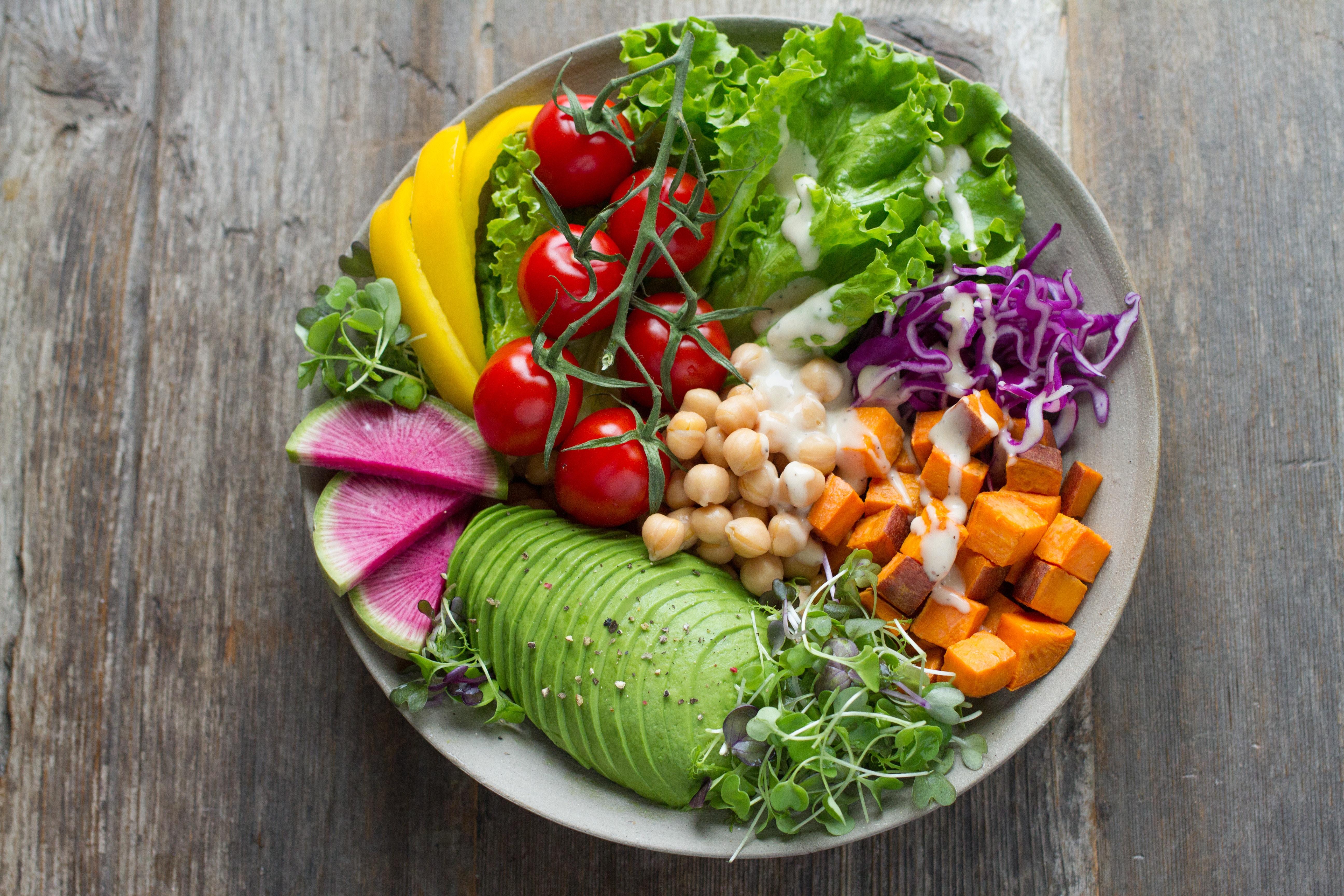 Menù vegetariano e vegano nel tuo hotel green