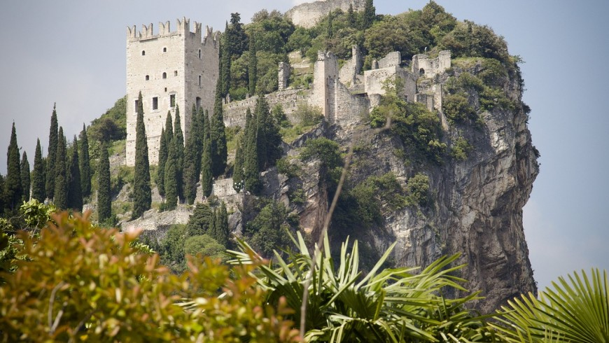 Castello di Arco, Alto Garda