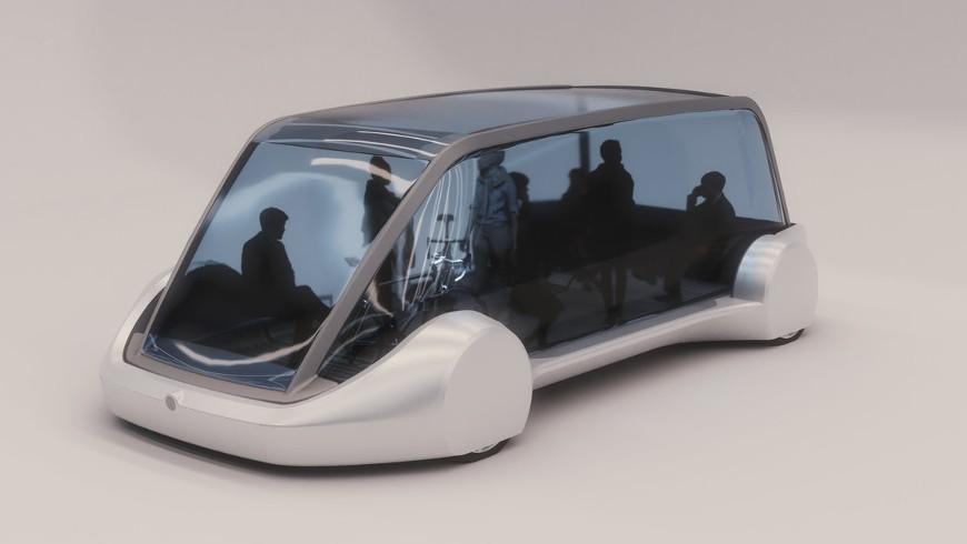 Notizie Green: L'autobus del futuro? Elettrico, ad alta velocità e a misura di bicicletta – parola di Elon Musk