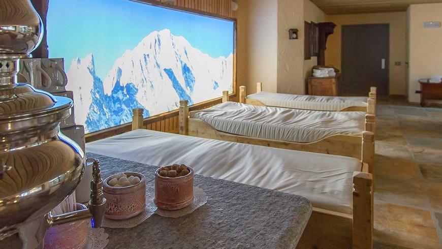 Hotel Bellevue, area relax