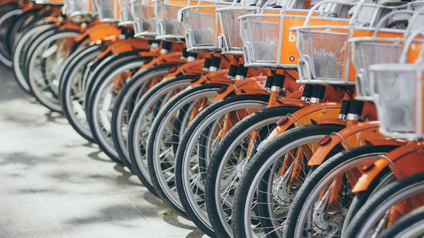 Bike sharing e biciclette